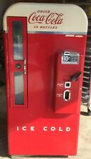 Antique coca cola Machine Model H81A Vendo Stored For Twenty Years