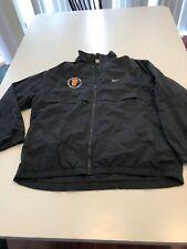 Game Worn Used Princeton Tigers Nike Basketball Jacket Size XXL