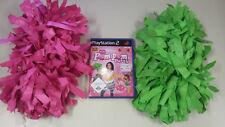 Ps2 Eye Toy play Pom pom party-Sony PlayStation 2