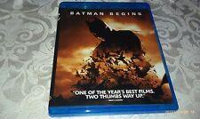 Batman Begins (Blu-ray Disc, 2008)