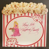 """Disney """"Sleeping Beauty"""" Mary Costa Hand Signed Card JG Autographs W/COA"""