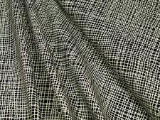 Cotton fabric Moda Thicket 48203 12 Crosshatch Black Natura Quilt fabric (0.5m)