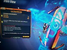Last Stand Otto Idol cooldown + max health FFYL Duration Borderlands 3 xbox bl3