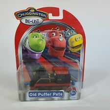 Chuggington Die Cast Old Puffer Pete Brand New! Learning Curve 2011