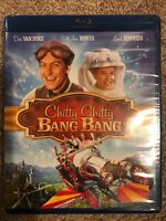 Chitty Chitty Bang Bang [Blu-ray] Dick Van Dyke Brand New! Factory Sealed!