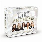 Various - Latest & Greatest Girl Anthems (2014)  3CD Box Set  NEW  SPEEDYPOST