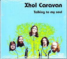 XHOL CARAVAN talking to my soul DVD NEU OVP/Sealed