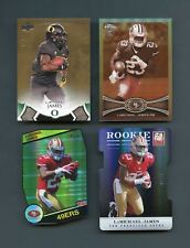 2011-12 LaMichael James Upper Deck Topps Panini /50 /79 /99 4 Card Rookie Lot