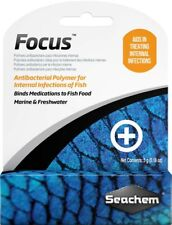 Seachem Focus Antibacterial Polymer 5gm/0.2oz