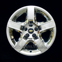 "Chevy Malibu 17"" hubcap 2008-2012 - Used, Excellent Condition - Chrome"