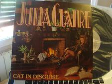 "RAR MAXI 12"". JULIA CLAIRE. CAT IN DISGUISE,. ITALO DISCO. MADE IN SPAIN"