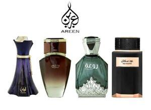 Areen Perfumes Layaan Maa al Dhahab Raw'Aa Oud Sultan Eau De Toilette Unisex