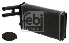 Wärmetauscher, Innenraumheizung für Heizung/Lüftung FEBI BILSTEIN 14741