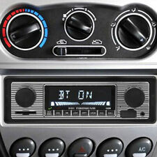 Bluetooth Radio MP3 Player Stereo USB Classic Stereo Audio FM For Vintage Car