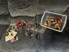 2002 Hasbro Tomy Zoids Models - Parts Lots - See Pictures