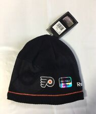 Philadelphia Flyers Knit Beanie Toque Winter Hat Skull Cap - NHL B/Black Logo