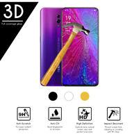"Protector de Cristal Templado Completo 3D Oppo Reno (4G) 6.4"""