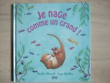 Amber Stewart- Je nage comme un grand!