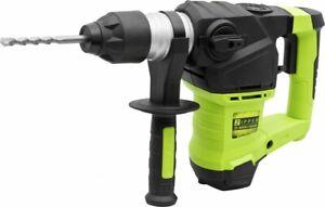 Zipper Bohrhammer ZI-BHA1500D SDS Plus 1500 W Koffer Schlagbohrer Meißelhammer