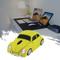 Gaming Sport Mouse 2.4GHz Wireless 3D Car Model Shape USB For PC Laptop Mini Car