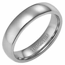 Willis Judd Tungsten Band Rings for Men