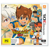 New Sealed BOX Inazuma Eleven GO Light for Nintendo 3DS 2DS Australian version