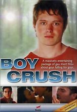 BOY CRUSH DVD - Wolfe Video - Gay LGBT Short Films 2007 - Rare - New & Sealed