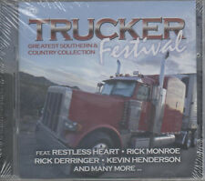 Trucker Festival 2 CD NEU Greatest Southern & Country Collection Rick Monroe uvm