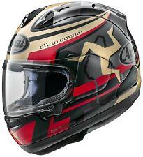 Arai RX-7V Isle Of Man TT 2020 Edition Helm schwarz/rot/gold 55/56-S