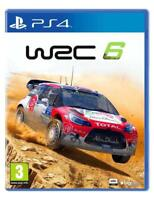 WRC 6 For PS4 (New & Sealed)