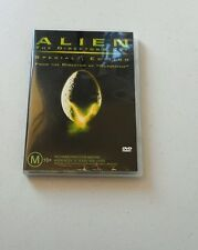 Alien Directors Cut Special Ed DVD 2 disc set fantasy thriller horror sci fi R4