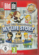 My life story CD rom d'occasion