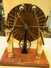 VOLTANA  Antike Apparatur um 1900 zur Blitze Erzeugung