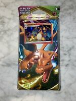Vivid Voltage Charizard Cracked Ice Theme Deck | Factory Sealed | Pokemon Cards