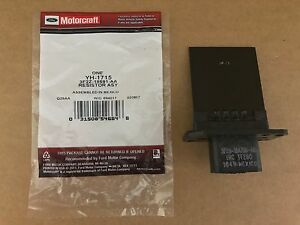 New OEM Genuine Ford Motorcraft HVAC Blower Motor Resistor YH-1715 3F2Z-18591-AA
