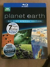 Planet Earth - The Complete Collection (Blu-ray Disc, 2011, 6-Disc Set) NEW