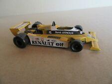 493K Yaxon Art 0712 Renault Turbo F1 GP 1980 # 16 Arnoux 1:43