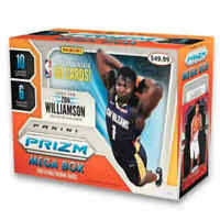 2019-20 PRIZM BASKETBALL MEGA BOX Break RANDOM TEAM(each spot gets 1 team)