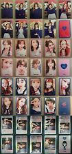 LOT of 36 TWICE Authentic Official PHOTOCARD 4th Album SIGNAL FULL SET 트와이스