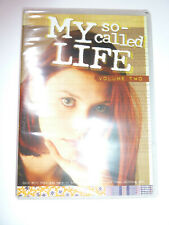 My So-Called Life Volume 2 Dvd classic 90s teen drama Tv show Claire Danes New!