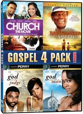 Church The Movie, Last Brickmaker in America, Let God Be the Judge, God send NEW