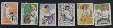 PR China 1964 S64 Women-Members of the People's Commune MNH  SC#750-755