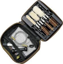 ABKT TAC SHOTGUN CLEANING KIT FOR.410, 20, 16, 12 GUAGE , TAN CASE, AB0032T