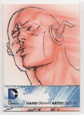 DC Comics New 52 Hand Drawn Artist Sketch Flash by Bob Stevlic 1/1