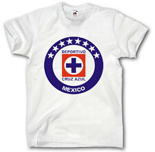 CRUZ AZUL DE MEXICO SHIRT S - XXXL CAMISETA FUTBOL SOCCER FOOTBALL CLUB