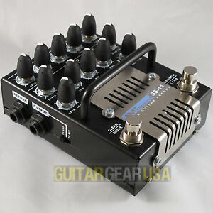 AMT ELECTRONICS TUBE GUITAR PREAMP SS-11A -- classic over-saturated tube tone!