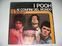 LP ITA POOH AI CONFINI DEL MONDO SM RECORDS