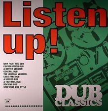 Various - Listen Up: Dub Classics NEW CD £9.99