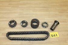 OSSA  250 MAR  Engine Primary Drive Cush Drive Set Up with Spline & Chain