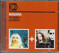 2 CD 24T NIAGARA RELIGION + LA VÉRITÉ COLLECTION 2 FOR 1 NEUF SCELLE 2012
